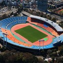 For the Tokyo Olympics 2020, the National Stadium is demolished