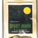 """A herb which dies if you take it, """"Green Made Legend""""."""